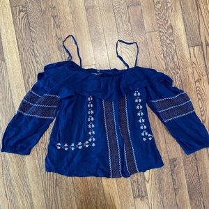 AEO off the shoulder blouse